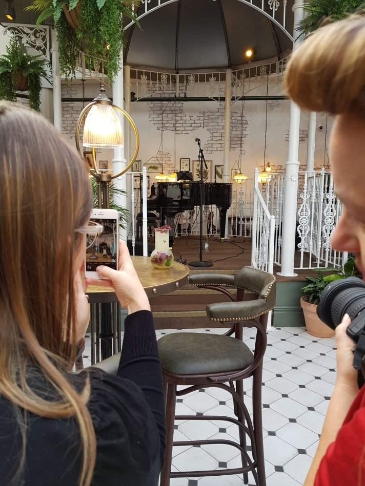Igers Coventry & Warwickshire at the Botanist Grand Opening November 2018