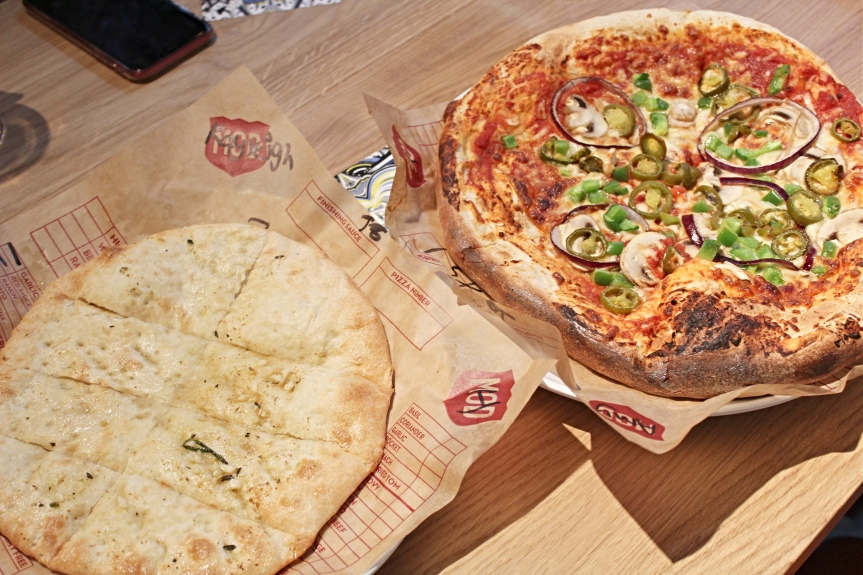MOD Pizza Opens InCoventry