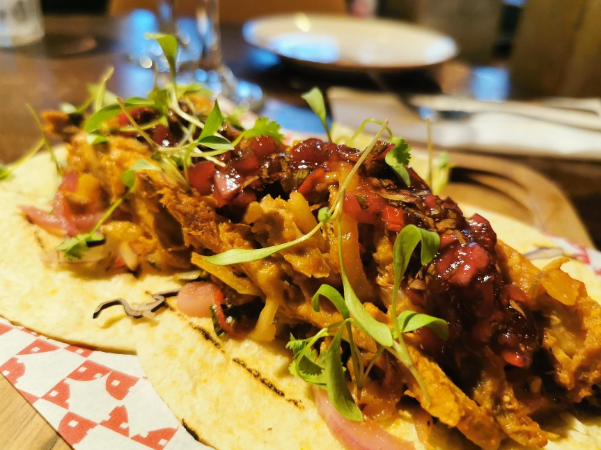 Latin American Delights: Trying out Las Iguana's New Menu (GiftedMeal)