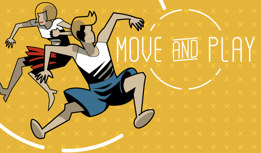 Launch event for Move andPlay