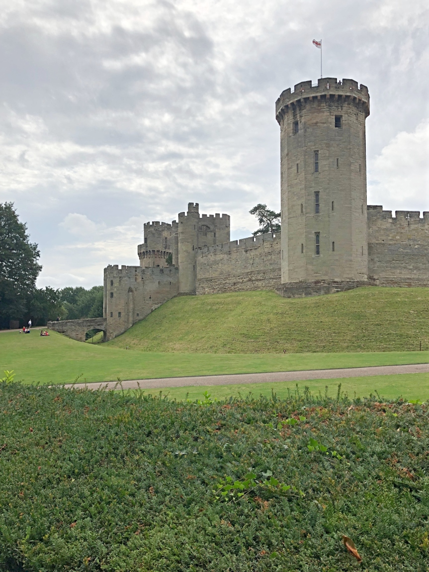 Summer of Spectacular Shows at WarwickCastle