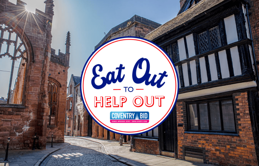 Eat Out to Help Out: 10 independent Coventry restaurants takingpart