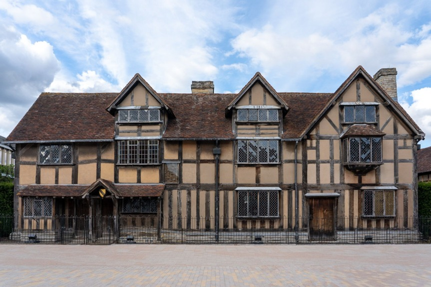 Learn more about Shakespeare's Story
