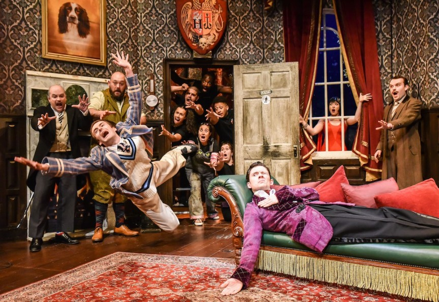 REVIEW: THE PLAY THAT GOESWRONG